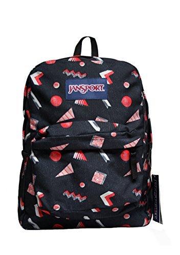 JanSport Unisex Superbreak? High Risk Red Fresh Backpack