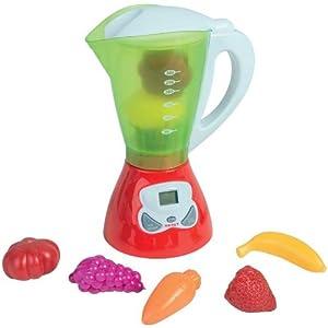 WDK Partner-a1403130-Juego de imitación-Cocina-Licuadora Exprimidor de Zumo de Fruta