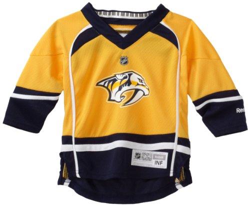 nhl-nashville-predateurs-team-couleur-replique-jersey-r52hwbpr-infant-enfant-jaune-12-24-mois