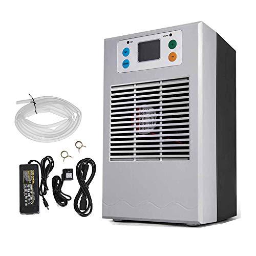 FlowerW 100W 35L Luftkühler Wasserkühler Mobile Klimaanlage Aquarium Kühler für Büro, Hotel, Garage (100W 35L) -