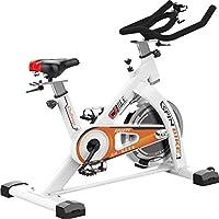 Lcyy-Bike Bicicleta Entrenadores Manual Resistencia Ajustable 13 Kg Volante Cardio Workout con Soporte De