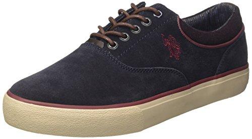 Usato, U.S. Polo Assn. Sterling Suede, Sneaker a Collo Basso usato  Spedito ovunque in Italia