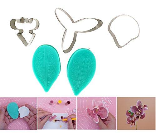garwarm-5pcs-set-of-orchid-flower-cutter-decor-fondant-cake-cutters-cake-decorating-tools
