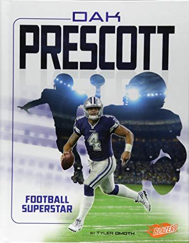 cheap for discount 118f6 6678b Dak Prescott: Football Superstar