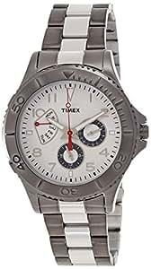 Timex Kaleidoscope Analog White Dial Men's Watch - T2P038