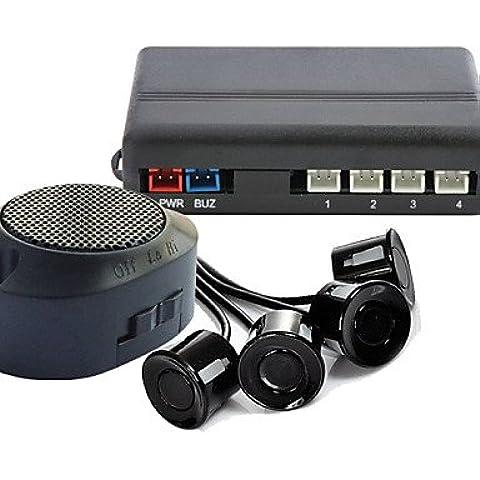 ZQQ dearroad retromarcia parcheggio con interruttore di backup sonori radar