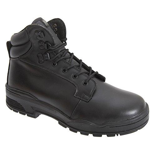 Magnum Patrol Cen - Scarponcini Robusti da Uomo - Military & Security Boots (47 EUR) (Nero)
