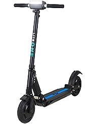 eFlux Elektroroller Scooter - 250/500 Watt Motor - 20/30 km/h - 20/30 Km Reichweite - 7,6/10,8 Kg leicht - Klappbar - E-Scooter