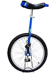 Monocycle/Vélo à une roue Hauteur réglable Charge maximale 85kg neuf 26