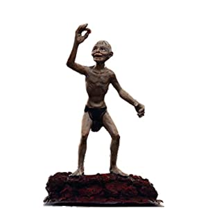 Lord of the Rings Señor de los Anillos Figurine Collection Nº 103 Gollum 4