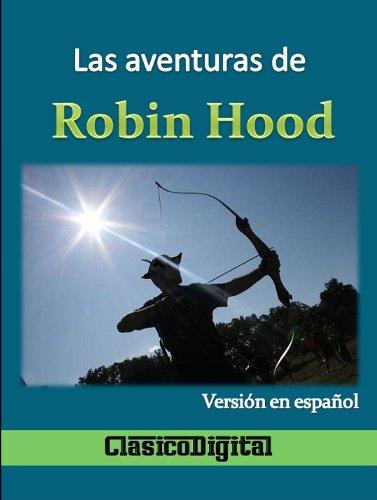 Las hazañas de Robin Hood (Literatura clasica nº 1) por Anonymous