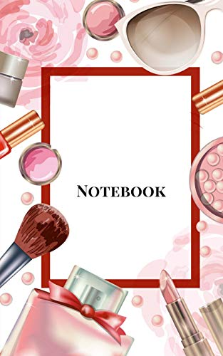 Notebook: Fashion Composition Notebook, Small Composition Book, Journal, Cute Notebooks, Cool Notebooks, School Books (Small 5 x 8), College Ruled ()