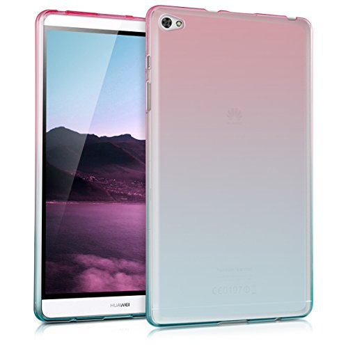 kwmobile Huawei MediaPad M2 8.0 Hülle - Silikon Tablet Cover Case Schutzhülle für Huawei MediaPad M2 8.0