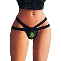 BaZhaHei Ropa interior Lencería Sexy de Las Mujeres Tanga de Malla Calzoncillos Calzoncillos Bragas T Tanga Tangas Knick Damas de Malla Sexy
