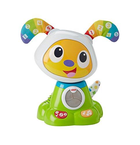 Fisher-Price Bebo le Chien Robot Interactif, Jouet...
