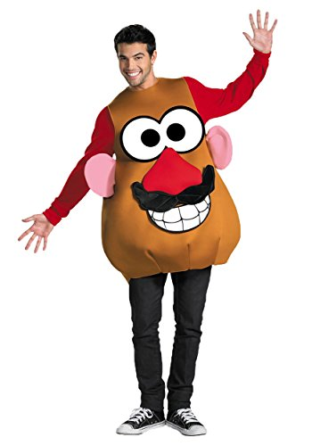 Mr / Mrs Potato Head Plus Size Fancy dress costume 2X-Large (Mr Potato Erwachsene Head)