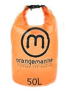 Orangemarine Sacca stagna - Arancione, 30 L