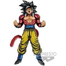 Ban presto Figura Dragon Ball GT Master Stars Piece The Super Saiyan 4 Son Goku, Adultos Unisex, Multicolor, 25