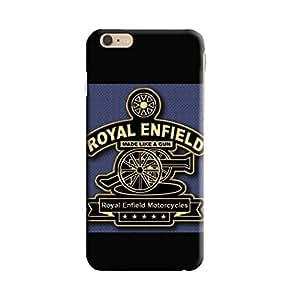Aurmen High Quality Printed Designer Back Case Cover For I Phone 6 (Bullet4)