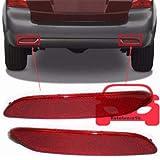 FidgetGear 92470-3E550 92480-3E550 - Parachoques Trasero para Kia Sorento 2007-09