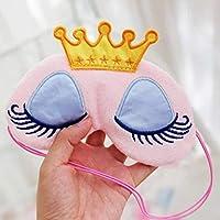 Eye Mask Augenmaske,gaddrt Schlaf-Augen-Maske Nützliches Kroneneis Augenmaske Schattenabdeckung Rest Augenklappe... preisvergleich bei billige-tabletten.eu