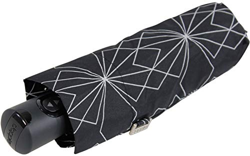 Doppler Taschenschirm Carbonsteel Magic XS Paris - Schwarz