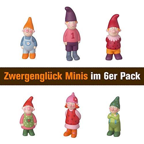 Räder Kleine Zwergenglück-Familie, 6er Set - Lara Design