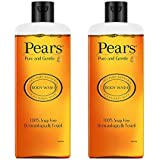 Pears Pure & Gentle Shower Gel, 250 ml (Pack of 2)