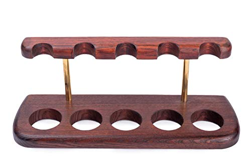 Wooden Display Stand Rack Hold \