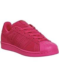 e6f8e3dbac2 Amazon.co.uk  adidas - Pink   Trainers   Men s Shoes  Shoes   Bags