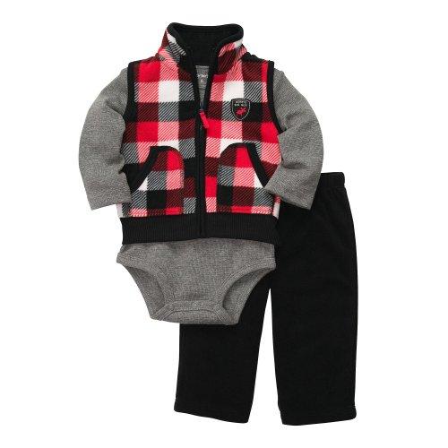 carters-ensemble-bebe-garcon-0-a-24-mois-gris-gris-18-mois-rouge-50-cm-56-cm
