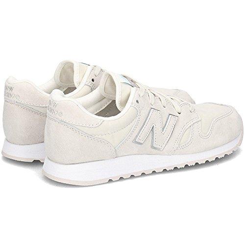 New balance sport scarpe per le donne, color beige, marca, modelo sport scarpe per le donne wl520 rs beige