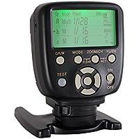 YONGNUO YN560-TX II Controlador de Flash inalámbrico YN560-TX II/N para cámaras DSLR Nikon + NAMVO difusor
