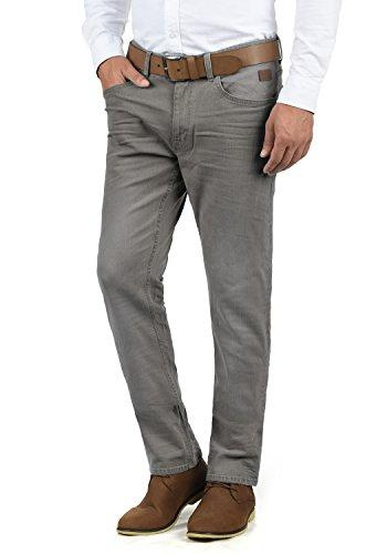 Blend Taifun Herren Jeans Hose Denim Aus Stretch-Material Slim Fit, Größe:W34/34, Farbe:Denim Dark Grey (76209)