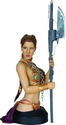 (Star Wars Büste 1/6 Slave Leia in Metal Bikini 17 cm)