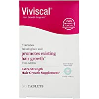 Viviscal Advanced Hair Health Supplements For Women 1 month supply, 60 tabs