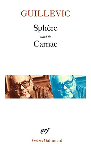 Sphère ; (suivi de) Carnac