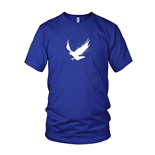 The Raven - Herren T-Shirt Blau