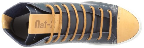 Nat-2  Brave Hi, Hi-Top Slippers homme Bleu - Bleu marine