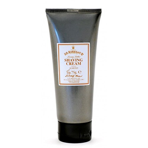 D.R.Harris & Co Almond Shaving Cream Tube 75g