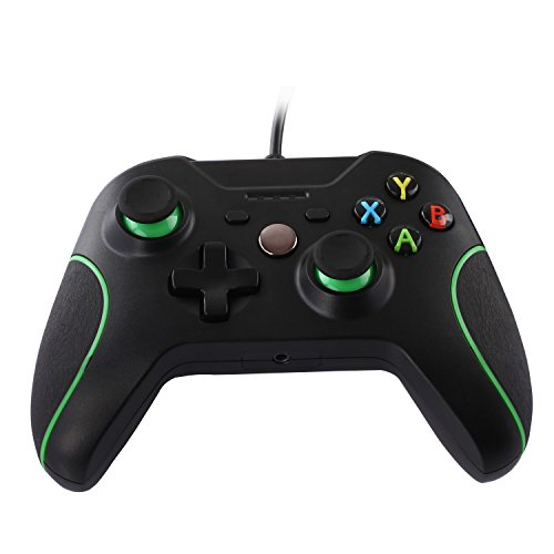 Xbox One Controller, JAMSWALL Controlador Joystick Gamepad Para Xbox One S y PC con Windows