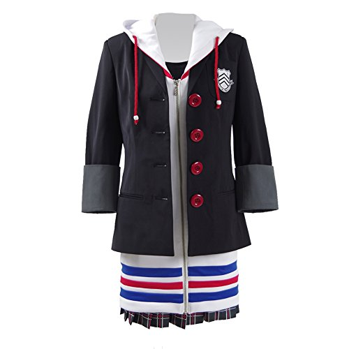 well-trade-anne-takamaki-dress-costume-christmas-jacket-coat-dress-skirt-shirt-medium-female