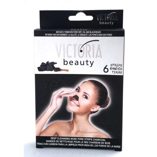 Deep cleansing Nose pore strips charcoal -