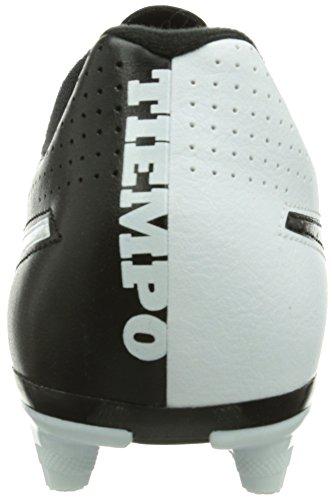 Nike - Tiempo Rio Ii Fg, Scarpe Da Calcio da uomo Multicolore (Black/White)