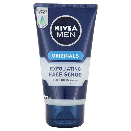 Nivea Hombres Exfoliante Facial Exfoliante, 75ml