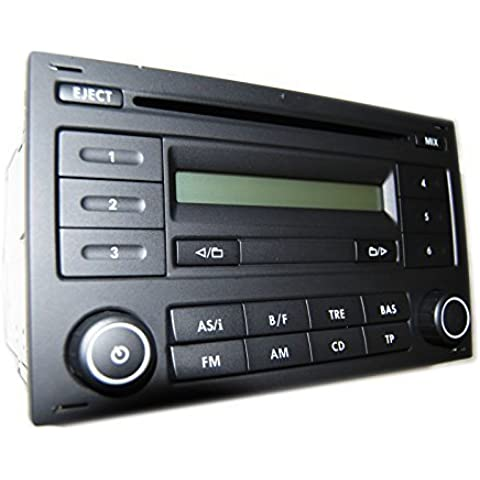 Volkswagen Radio RCD 200 CD Autoradio #68