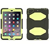 Olive/Lime Survivor All-Terrain Case for iPad mini, iPad mini 2, & iPad mini 3