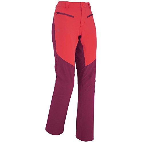 Millet Pantalón LD Drus XTREM Hibiscus/Velvet Red