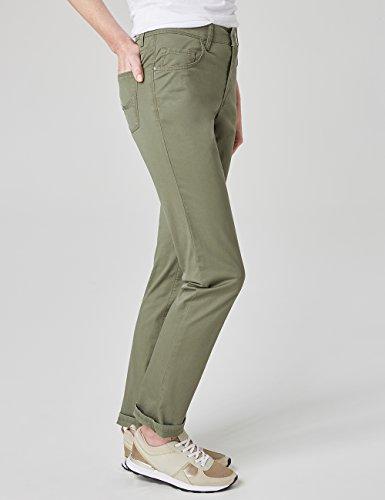 Pioneer Damen Straight Jeans Betty Grün (summer 63)
