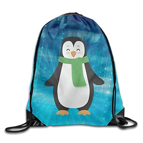 Cartoon Penguin Vacuum Insulated Stainless Steel Cup Adlt Canvas Tasche